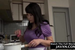 1008313 Japanese Milf Fucks The Delivery Boy