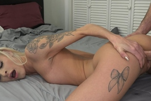 Fucking Canadian Stepdaughter