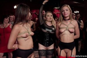 1075557 Competing Sluts Fucking In Bdsm Orgy