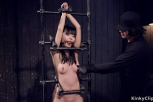 1147956 Little Asian Slut In Bastinado