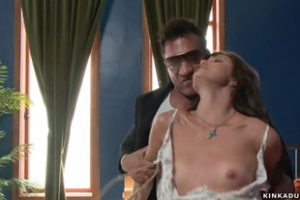 1184442 Gagged And Tied Hostage Rough Banged