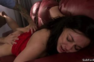 1212981 Husband Anal Bangs Wife In Bondage