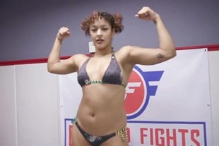 afro n mistress mighty fight