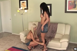 MatrixModels · dirty lez girls love to play with toys