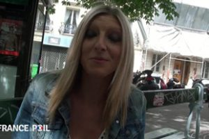 1247453 La France A Poil After Interviewing This Blonde She