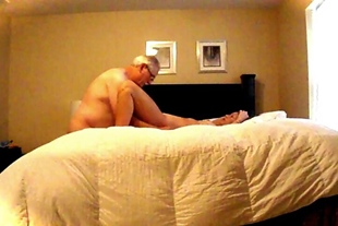 MILF Navea fucked by her much older lover