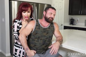 1333018 Pornstarplatinum Sexy Vanessa In Fucking My Stepson S