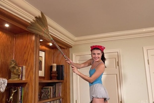 ALSScan · Adria Rae Neat and Tidy BTS