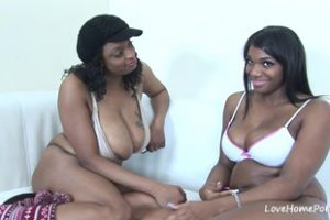 475228 Two Chubby Black Babes Are Being Kinky Together