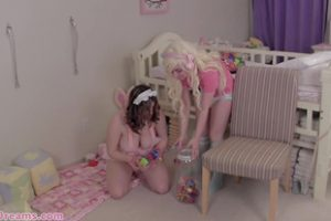 761686 Abdreams Lolette Gets The Babysitter In Trouble