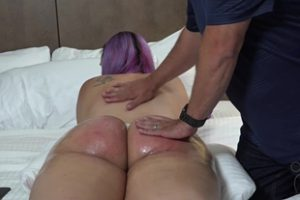 772700 Assumetheposition After Spanking Massage Dani Sorre