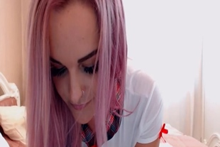 Sultry Redheaded Lady Fetch Sexiness Live