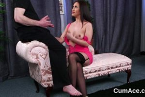 802313 Horny Doll Gets Cumshot On Her Face Gulping All The Eja