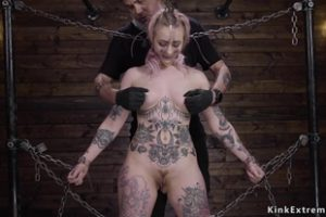 817639 Alt Blonde In Extreme Device Bondage