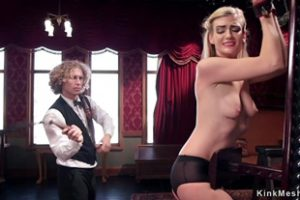 847140 Butler Bangs College Babe And Slave