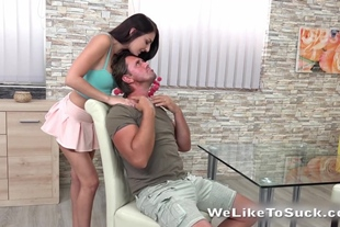 Katy Rose & Lady Dee · Blowjobs Collection 14