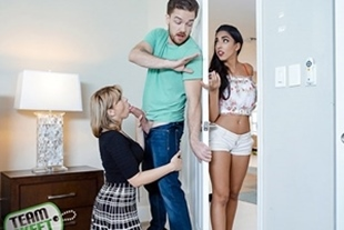 BadMilfs · Amber Chase, Claire Black · Cunty Competition