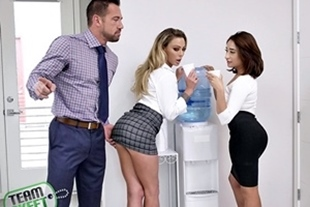 BadMilfs · Isabella Nice, Isabelle Deltore · Head Gets You Ahead