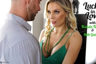 NFBusty · Kenzie Taylor · Lucky In Love