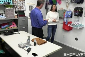 Shoplyfter Madi Laine Still Got The Key