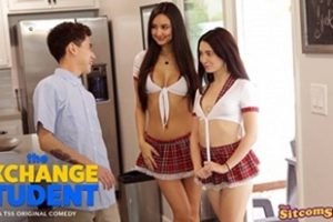 Thatsitcomshow Eliza Ibarra Jane Wilde The Exchange Student Study Buddies Xvideoshits.com Video