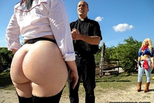 Ass Parade · Virgo Peridot, Alexis Andrews · Booty Unchained