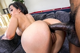 BrownBunnies · Aaliyah Gets The Anal She Deserves