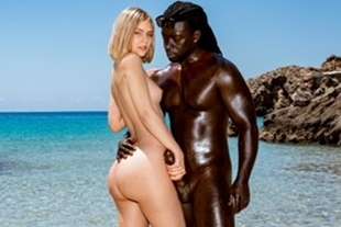 Blacked · Working Abroad with Emily Cutie
