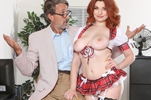Confessions · Annabel Redd Gets Her Professors Hard Cock