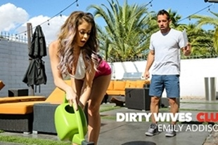 DirtyWivesClub · Emily Addison gets fucked