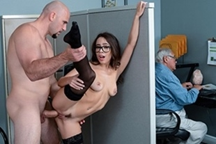 SneakySex · Office Princess with Lana Mars