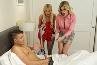 MomsTeachSex · Cory Chase & Tallie Lorain