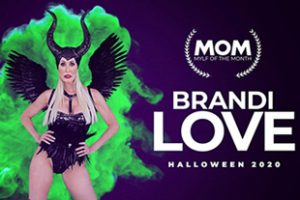 Mylfofthemonth Brandi Love Maleficent