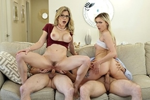 Chloe Temple and Cory Chase · Nubiles-Porn