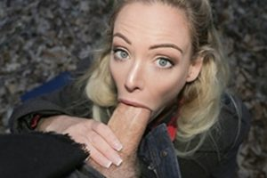 Publicagent Blonde Ozzie Fucks To Save The Bush Video