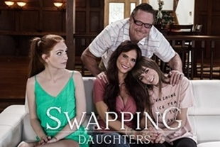 Pure Taboo · Alex Blake, Syren De Mer · Swapping Daughters