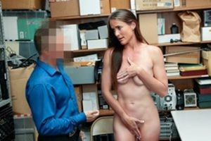 Shoplyfter Sofie Marie Case No 4185156 Video