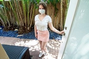 Stayhomepov Eliza Eves Quarantined In College Video